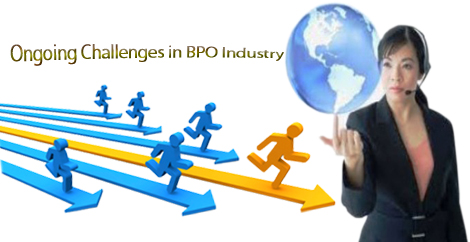 Ongoing Challenges in BPO Industry