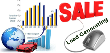 sales lead generating