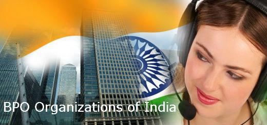 BPO Organizations of India