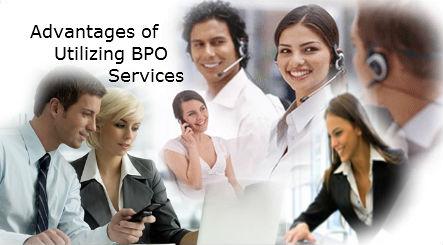 Advantages of Utilizing BPO Services