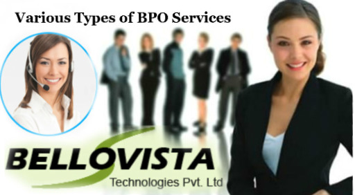 Various Types of BPO Services