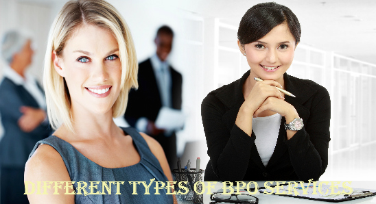 Different Types of BPO Services